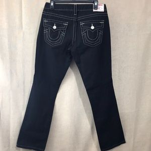 Authentic True Religion women's jean size 29-Black
